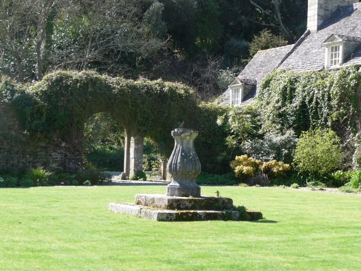 Les jardins de kerdalo un des plus beaux jardins de bretagne pays du tr gor h tel kastell dinec h - Jardins de bretagne a visiter ...